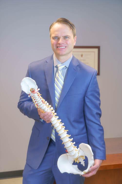 Dr Carl Spivak Laser Spine Surgeon