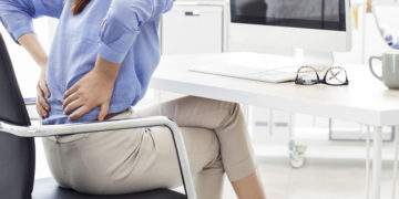 Beat the Hunch: How to Relieve Back Pain at Work